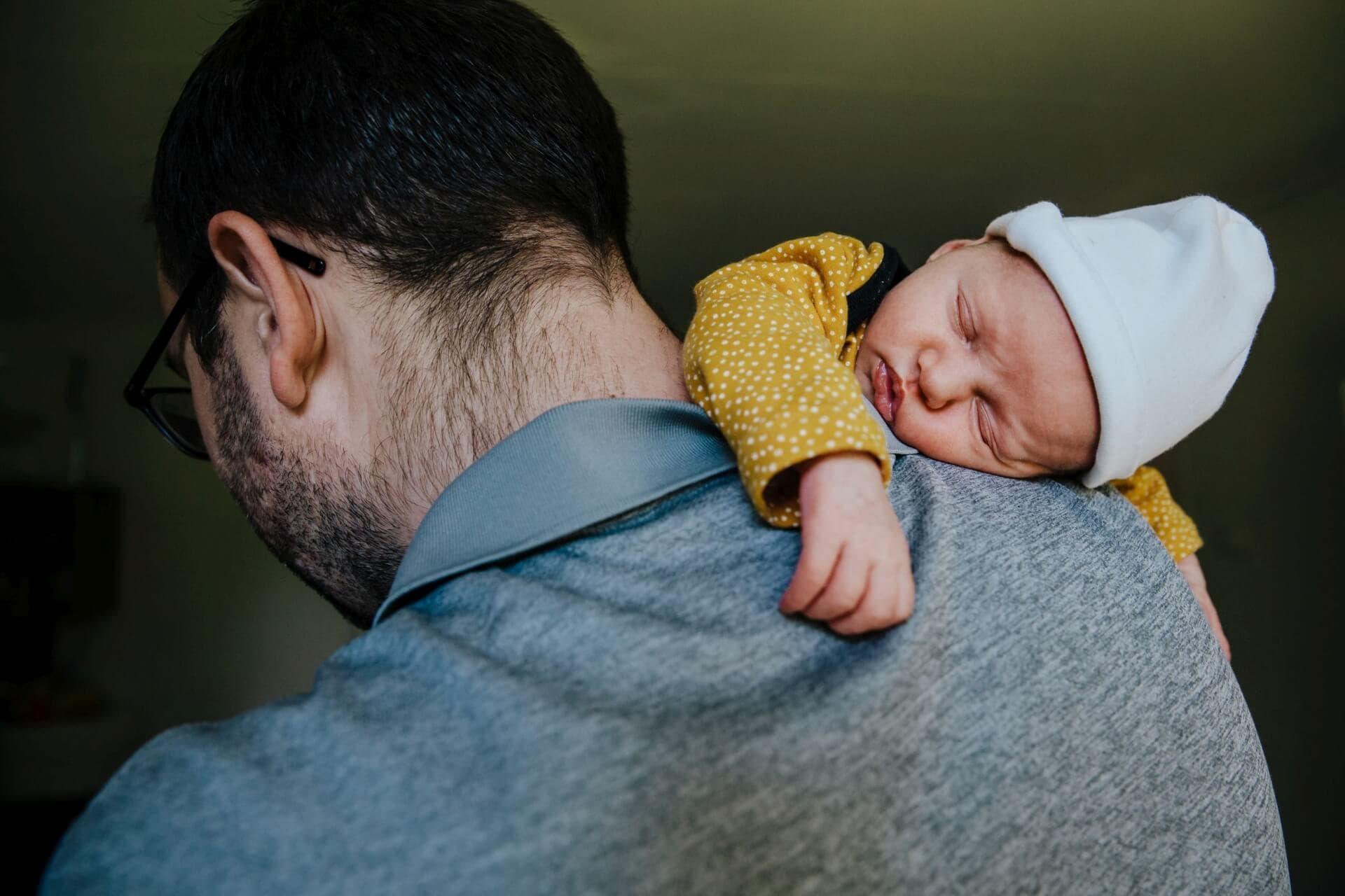 Newborn reportage tweeling baby Apeldoorn 012