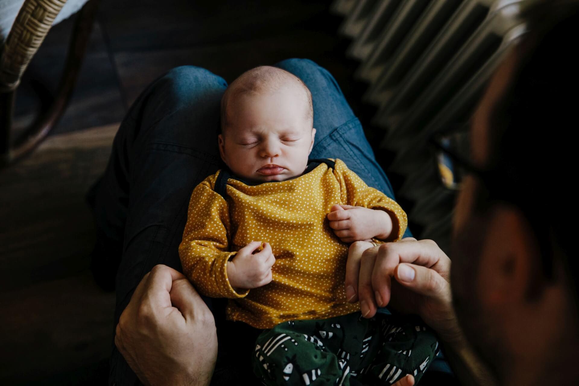 Newborn reportage tweeling baby Apeldoorn 023
