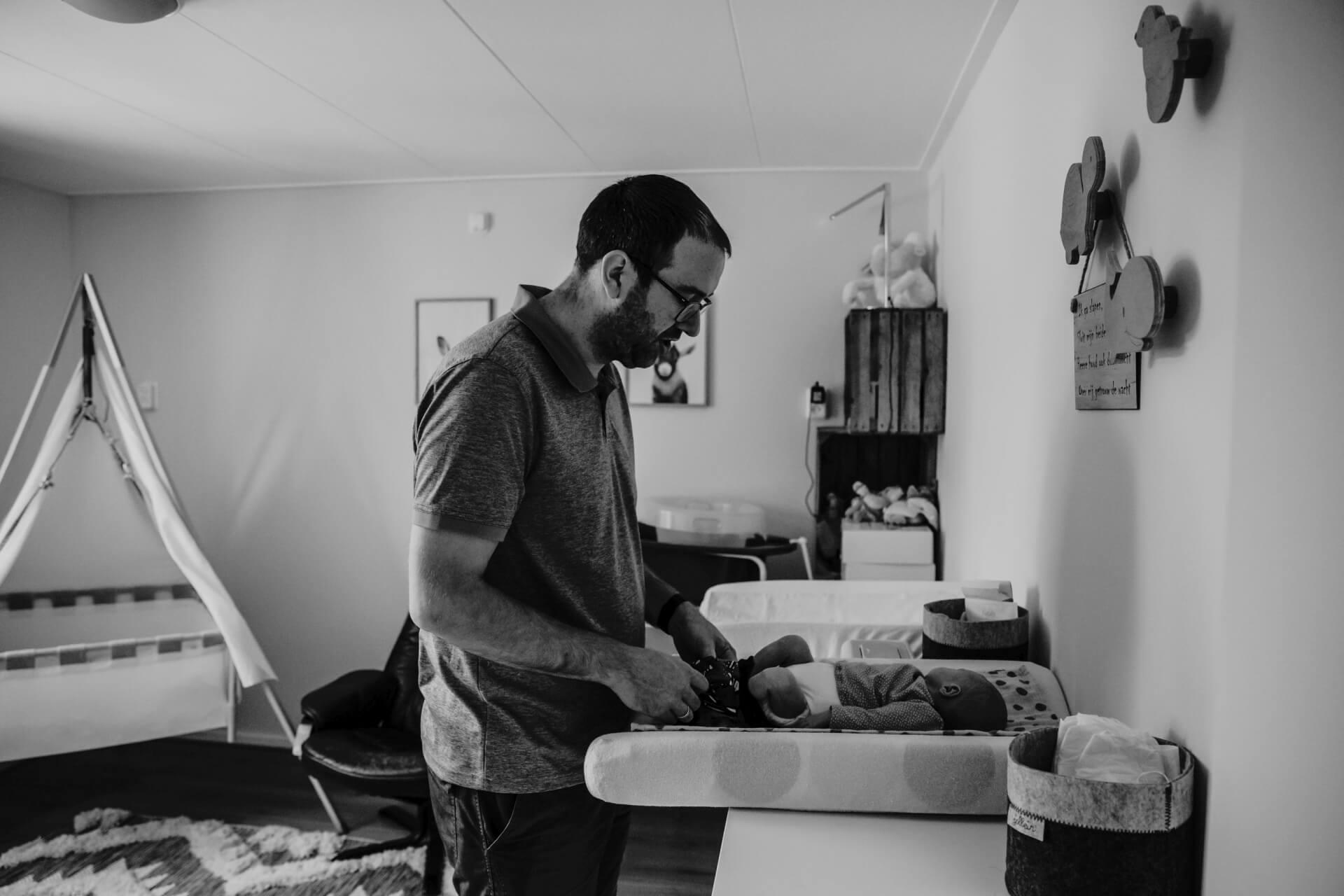 Newborn reportage tweeling baby Apeldoorn 025