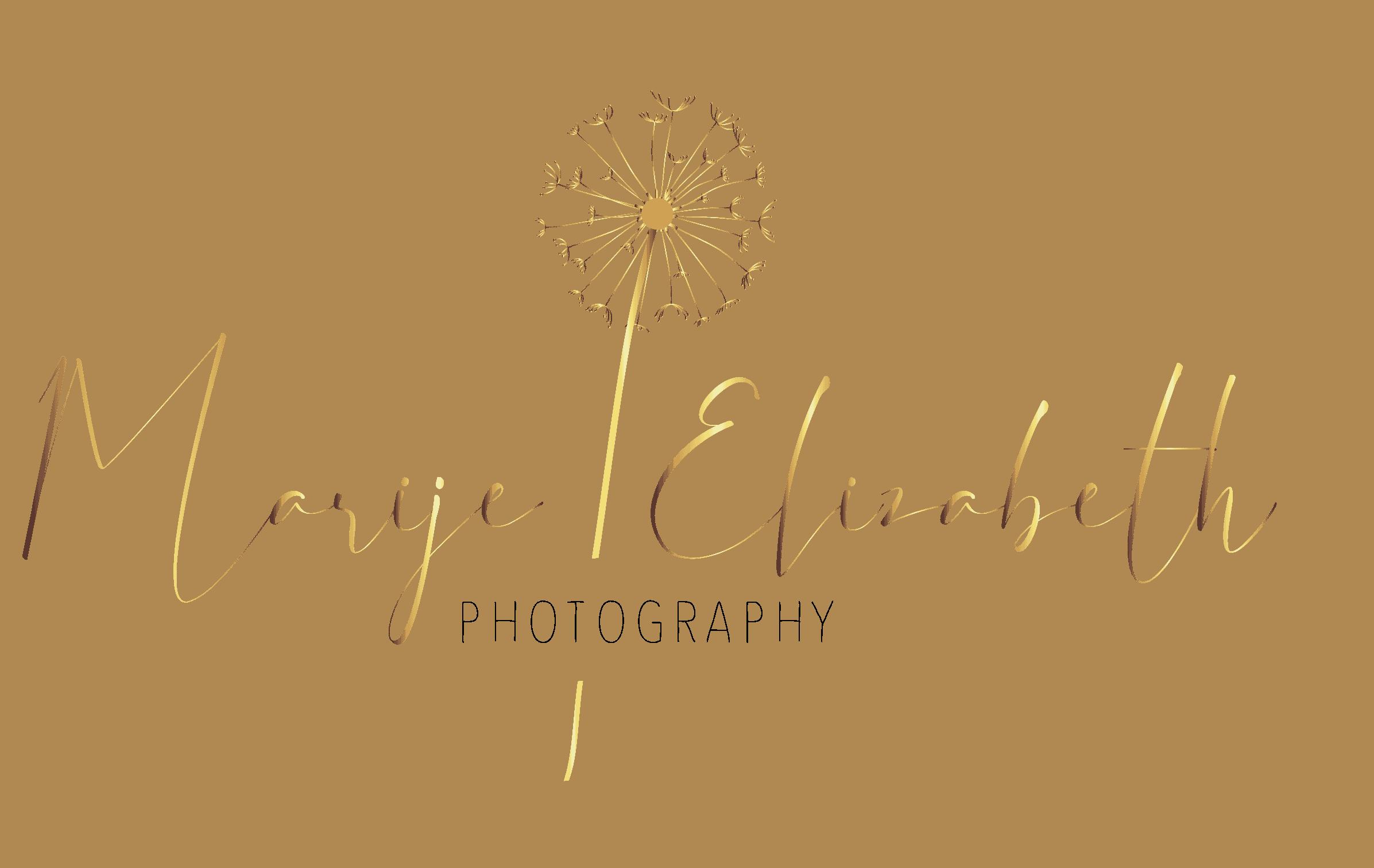 Marije Elizabeth Photography logo
