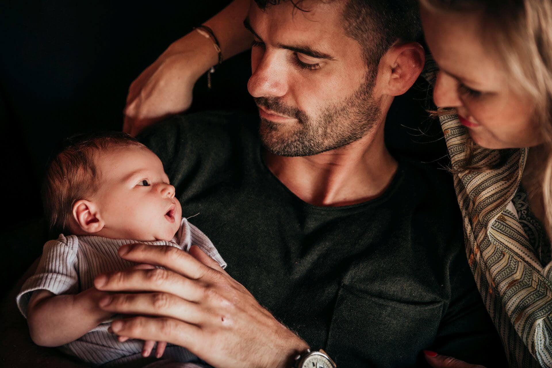 Newborn fotoreportage Marije Elizabeth Photography
